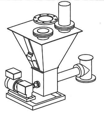 CAVIDOS Pulverdosiergerät - sowohl volumetrisch, als auch gravimetrisch