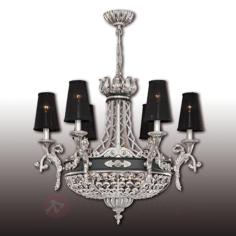 Élégant lustre en cristal Henry - Lustres en cristal