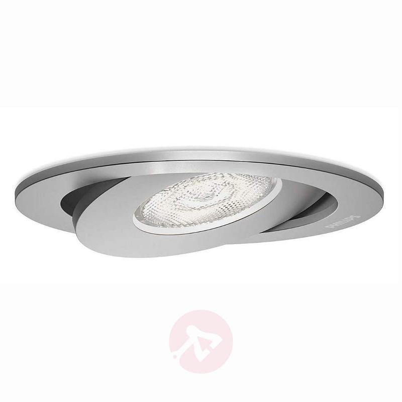 Asterope LED recessed lights, set of 3 - Recessed Spotlights