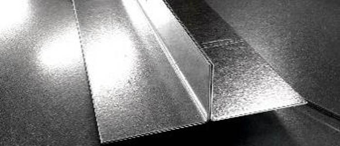 Ventilated facade profiles