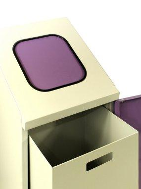 Recycling bins - null