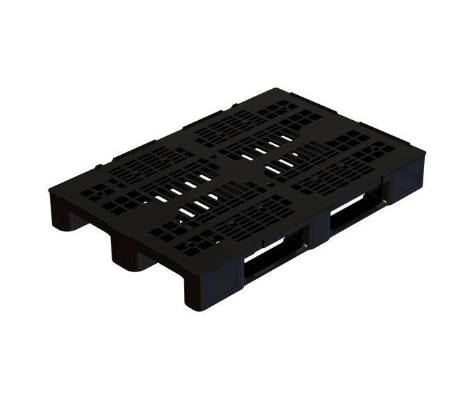 Medium-weight pallets 1200 x 800 x 148 mm - 1208 M... - Plastic pallets