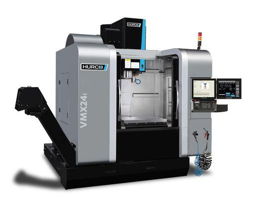 3-Achs-BAZ Hochleistung  VMX 24i - 3-Achs-Bearbeitungszentrum für eine hohe Zerspanleistung