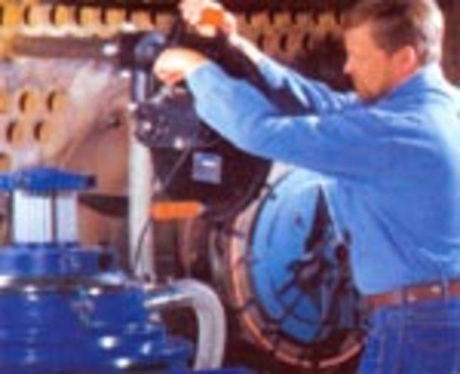 Rauchrohrkessel-Reinigungssystem SAM-3 Soot-A-Matic®  - null