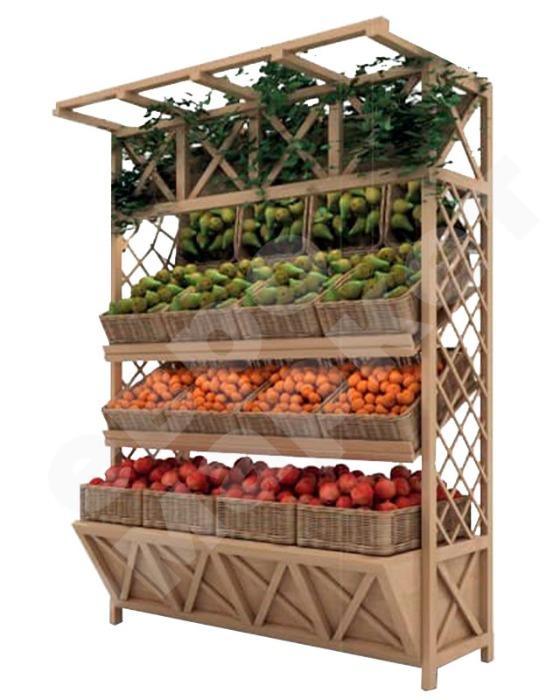 SHELVING  - Vegetable shelf stand