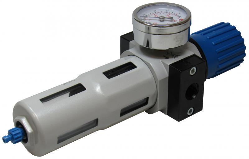 "Pressur regulator 1,5-12Bar, IT 1"", - Filter regulator"