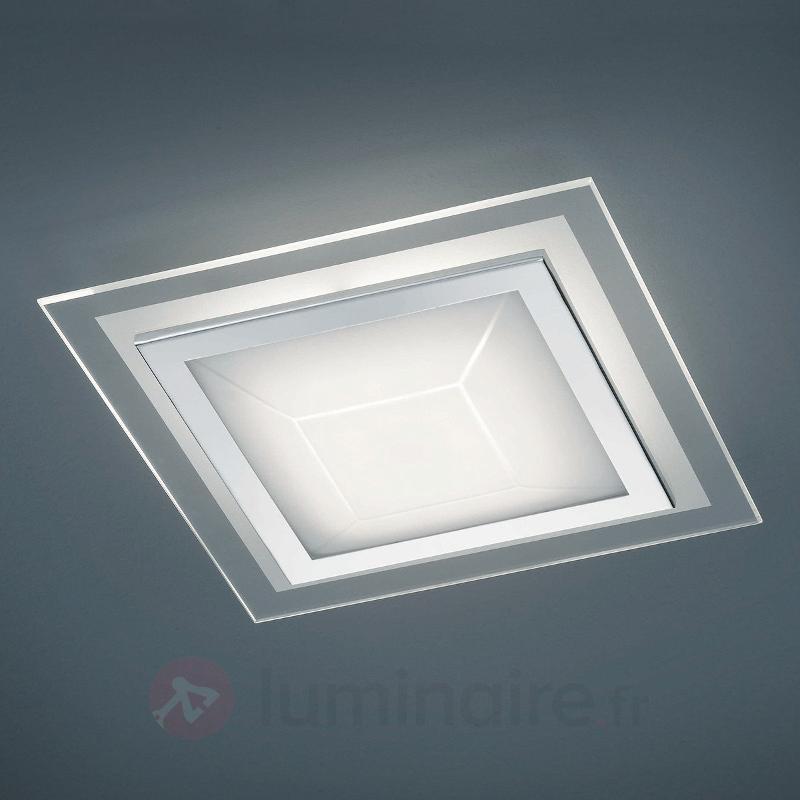 Plafonnier LED Pyramid moderne - Plafonniers LED