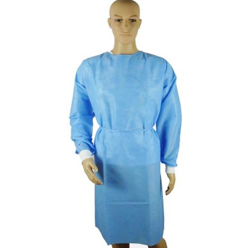 Traje quirúrgico no tejido