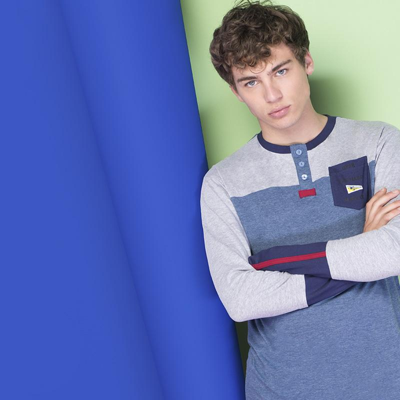 Pajamas Collection - MILK AND HONEY - Man