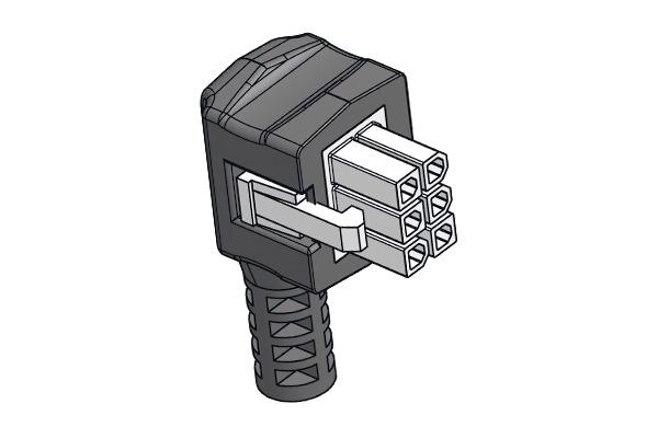 Copertura Hot Melt per connessioni standard (Molex, Tyco, J -