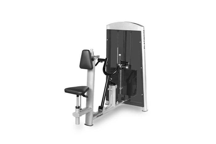 Seated Row Machine - Row exercise with machine