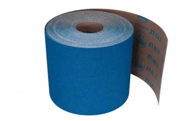 Schleifrollen für Holz / Fußboden, Metall ZT62X - Körnungen: P24, P36, P40, P60, P80, P100, P120