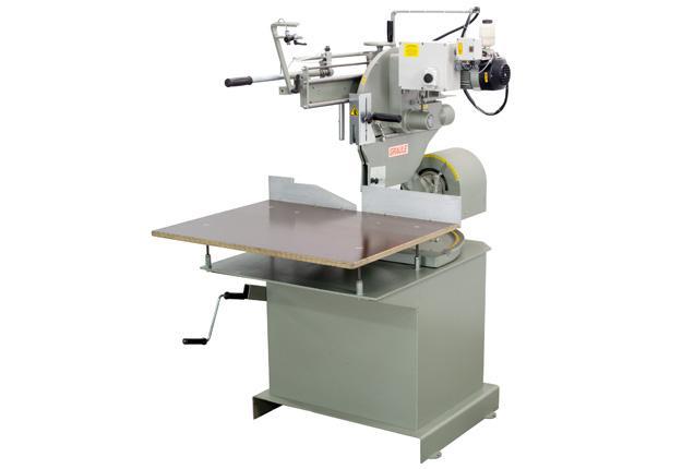 Scie radiale manuelle GRAULE - ZS 200 N