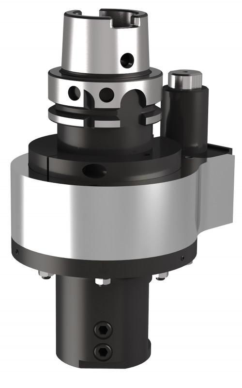 Broaching unit LinS AXIAL for machining centers - Static broaching units for all common CNC machinig centers