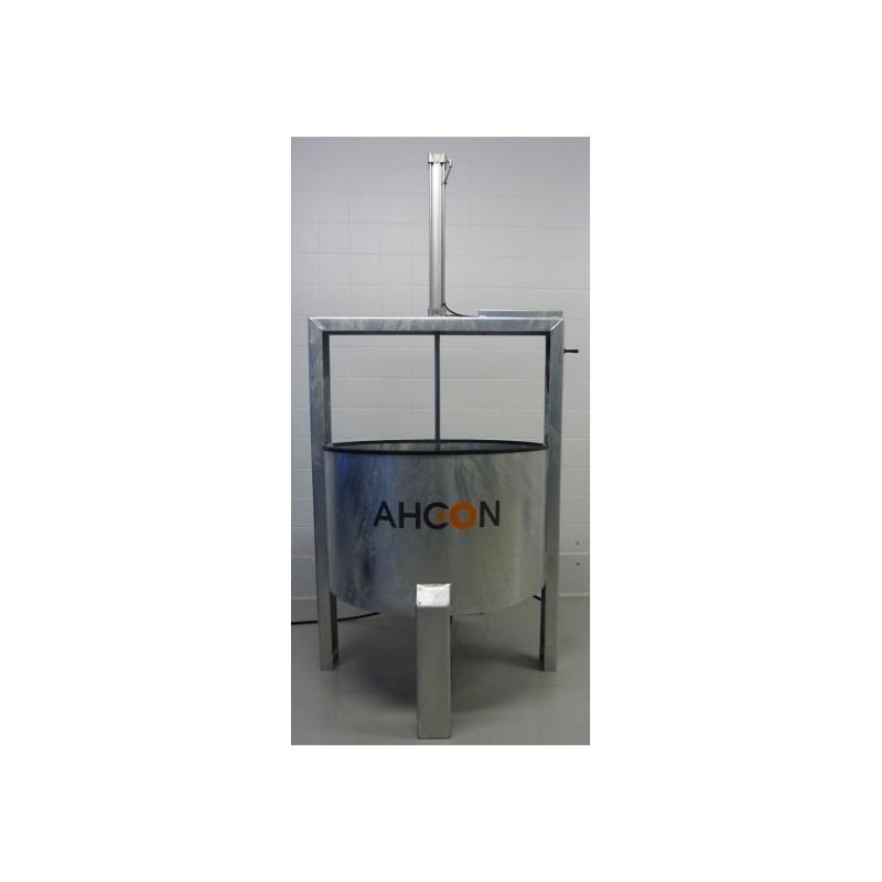 Waterbak met lift AHCON - Wielservice