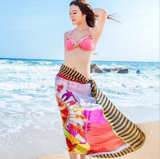 Beach Scarves