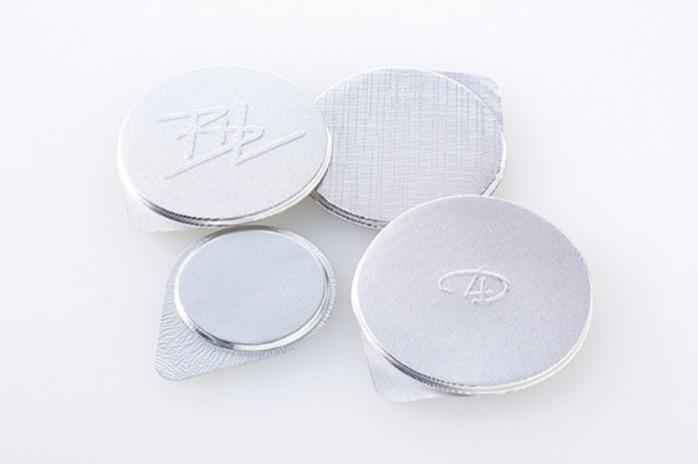 Aluminium-Siegelverschlüsse, vorgeformt - Aluminium-Siegelverschlüsse, vorgeformt