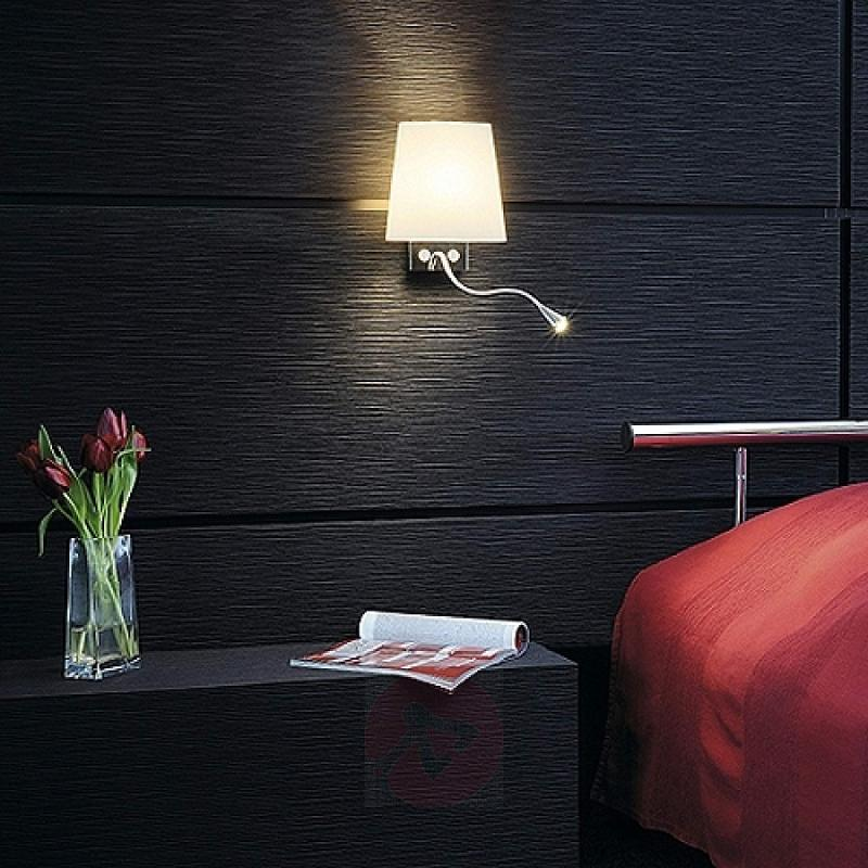 COUPA Latest Wall Lamp with LED - design-hotel-lighting