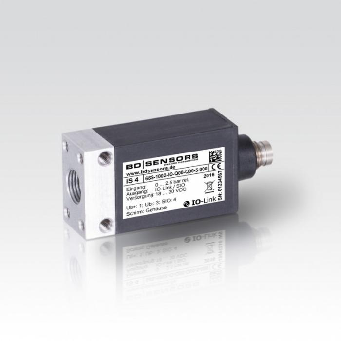 Pressure Switch iS 4 -