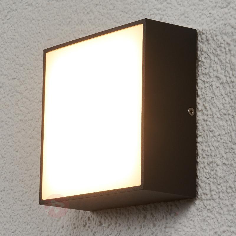 applique d'extérieur LED Jumana - Appliques d'extérieur LED