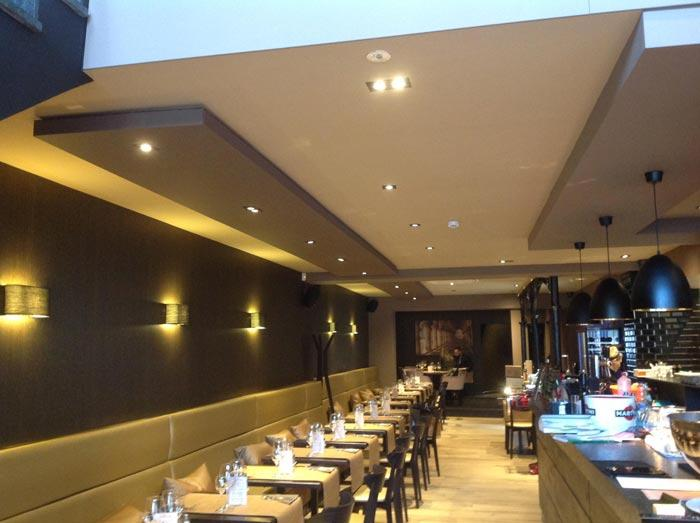 Décoration ambiance acoustique pour restaurants  - Créez une ambiance: combinez la déco et l'acoustique