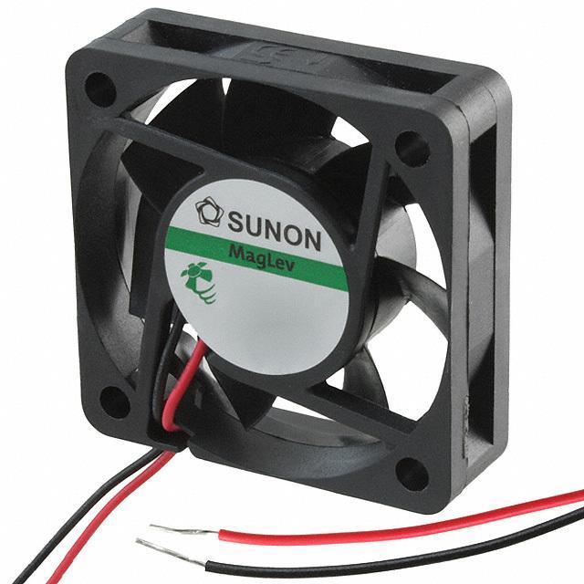 FAN AXIAL 50X15MM 12VDC WIRE - Sunon Fans MB50151V2-000U-A99