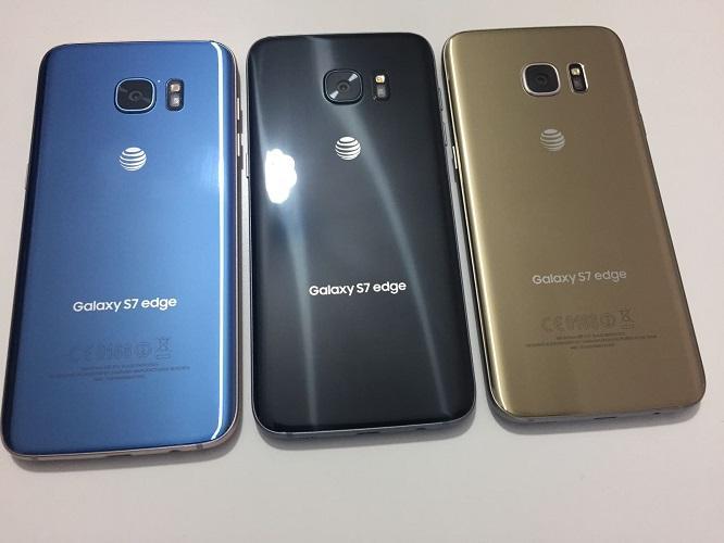 Samsung Galaxy S7 Edge 32gb A+ grade