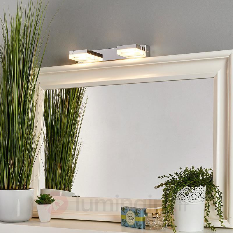 Applique pour salle de bains LED Elona - Appliques LED