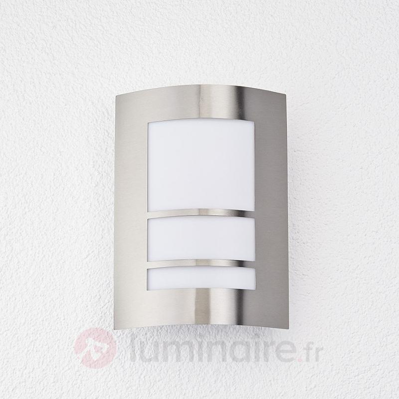 Magnifique LED applique d'extérieur Katalea - Appliques d'extérieur inox