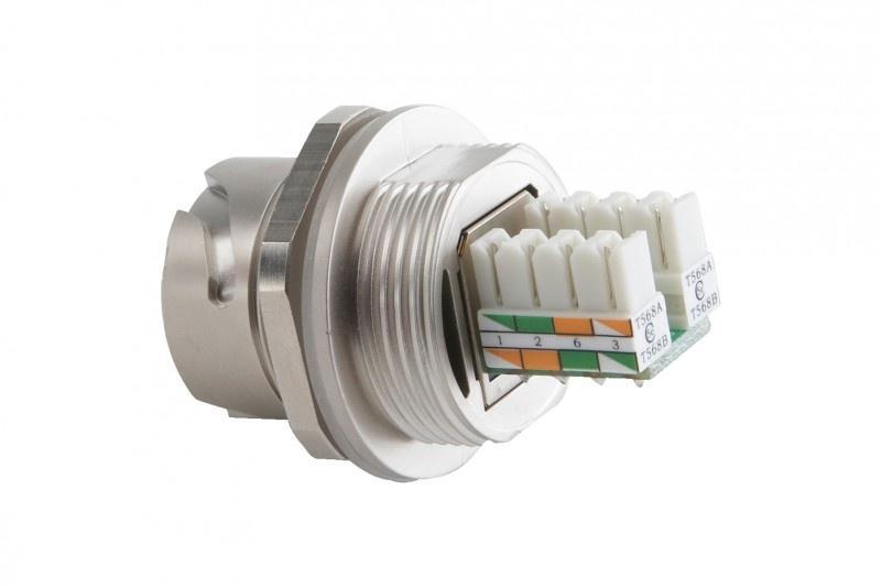 IP67 RJ45 Connectors - IP67 RJ45 Connectors
