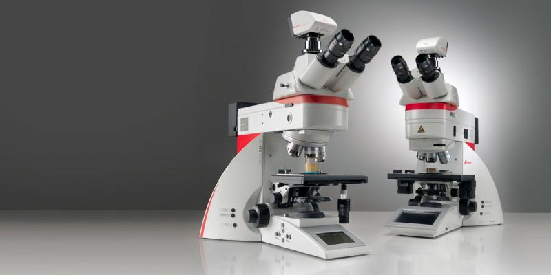 Leica DM4 M  / Leica DM6 M - Aufrechte und invertierte Mikroskope