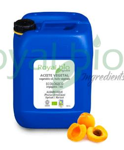 Organic Apricot Vegetable Oil - null