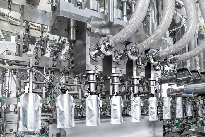 HFFS Beutelverpackungsmaschinen LMS 120 / LMS 124 - null