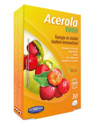 Acerola 1000 - Complément alimentaire