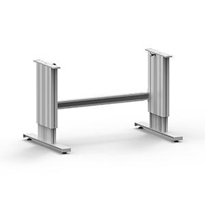 Tischuntergestell SL - Komplettes Tischuntergestell mit Spindelantrieb