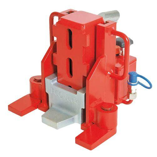 Hydraulic Toe Jacks with 3 to 25 Tonne Capacity