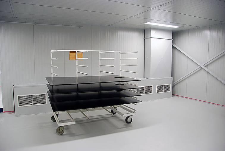 Drying room - drying