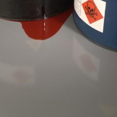 Peinture de sol à résistance chimique - Autolissant Spécial Acide