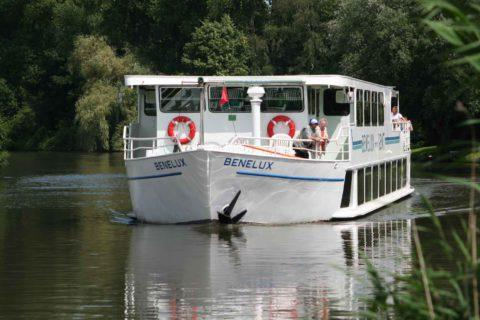 Romantic dinner cruise Ghent - Services