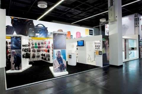 Case Logic - Project - Salon : Photokina