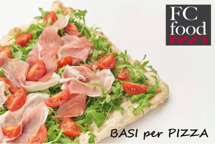 BASI PER PIZZA - PRODUZIONE DI BASI PER PIZZA NEI VARI FORMATI NAPOLETANA