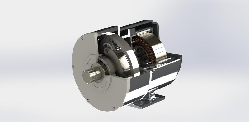 Permanent Magnet Generator -