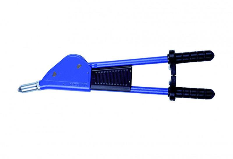 HN 2 (Hebel-Blindniet-Setzgeräte) - Hebel-Blindniet-Zange mit Gehäuse aus hochwertigem Aluminium-Druckguss