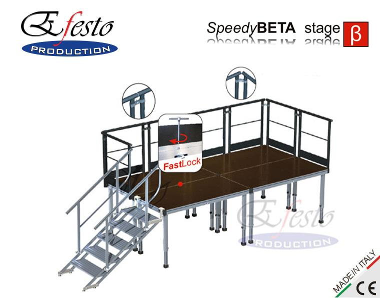 Speedy BETA stage