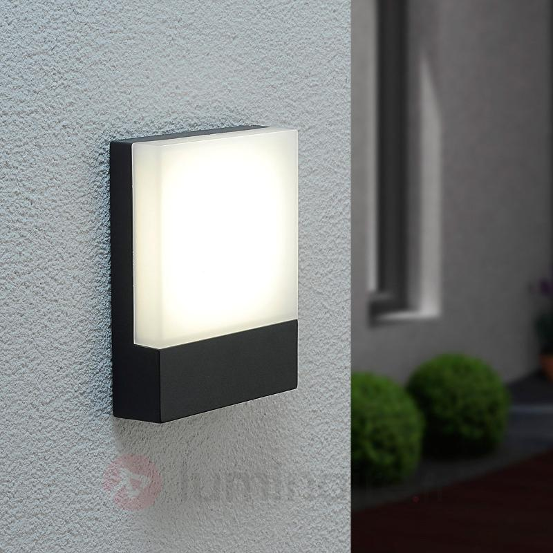 Applique d'extérieur LED Mina esthétique - Appliques d'extérieur LED