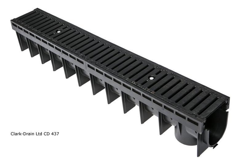 Linear Drainage - CD 437