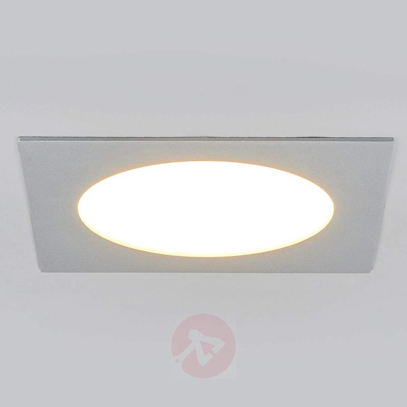 LED installed light PRINCE, quadr. 11 W - Recessed Spotlights