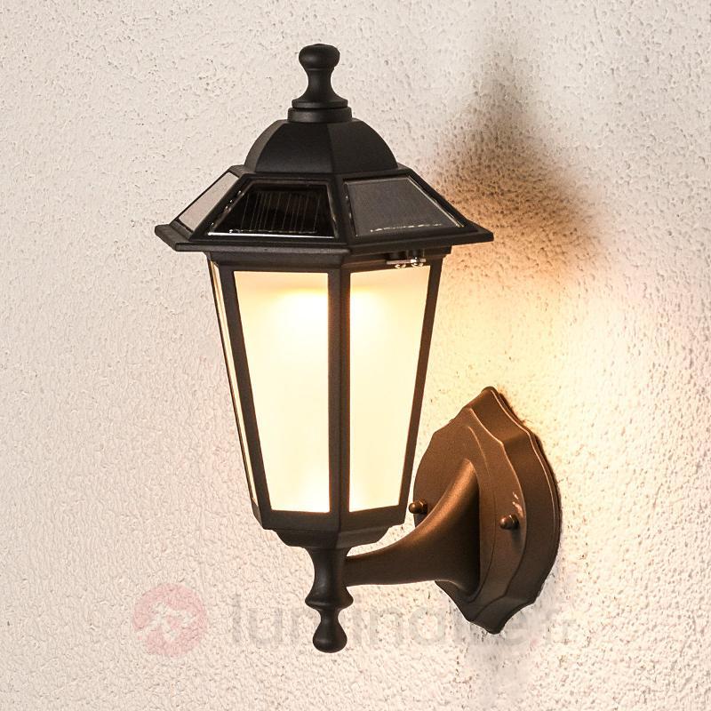 Applique d'extérieur solaire LED Kristin - Appliques solaires