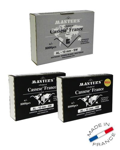 AGRAFES POUR ASSEMBLEUSES ALFAMACCHINE & FLETCHER-AMP