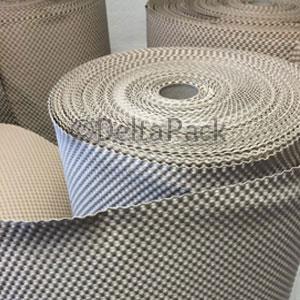 Alfombra de bajo puesto biodegradable para los lechones - PAPELES PARA LA GANADERIA